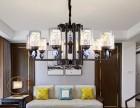 客厅大灯 云石吊灯 个性时尚优雅款