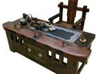 老船木茶台会议桌会议茶台茶几电脑桌字画桌茶台功夫茶台定制