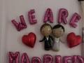 专业婚房气球布置