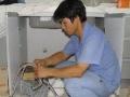 江北专业维修水管漏水,水管爆裂。水管生锈,换水龙头