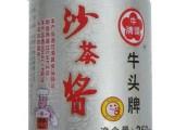 台湾好帝一 牛头牌沙茶酱250克*24 吃火锅 拌面拌必备