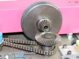厂家直销温州邦达BD-L520W带刀片皮机 皮革平皮机