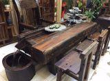 厂家直销老船木流水泡茶台茶几办公桌大龙骨