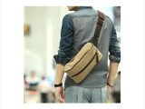 男胸包 韩版潮包男士包包 休闲包男 个性胸包男