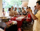 广州传统民间小吃棉花糖DIY