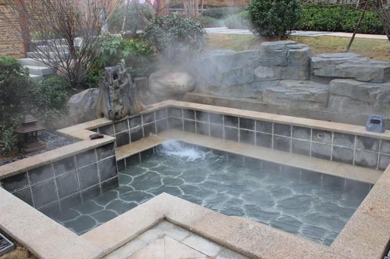 黄帝宫御温泉度假养生酒店郑州周边游含住宿泡温泉