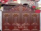 欧雅斯豪宅庭院门 精雕铸铝门 别墅庭院门春节特惠促销