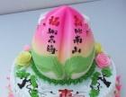 订生日蛋糕婚礼祝寿芭比蛋糕同城速递北海新鲜当天送到