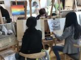 南京興趣美術班南京成人素描班南京油畫班彩鉛培訓水彩