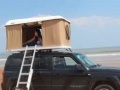 车顶帐篷车边帐遮阳篷遮阳棚