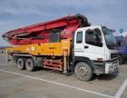 渭南三一泵车出租 37米46米混凝土泵车租赁
