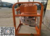 注浆泵的使用与维护