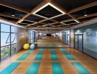 瑜伽馆装修设计环境要营造出安静和谐舒适的氛围
