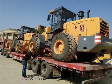 二手装载机转让,侧翻装载机,抓木装载机 大量现货