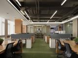 独立电梯大厅及出入口,打造经典学院派高端独栋花园办公楼