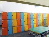 厂家供应塑料更衣柜 学生储物柜 浴室更衣柜