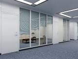 深圳福摩貝斯智能調光玻璃 辦公室商務中心隔斷霧化玻璃