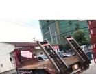 平板运输车挖机平板拖车