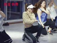 成都市龙泉聚星钢管舞 爵士舞 酒吧领舞 韩舞零基础培训