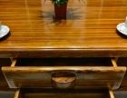实木沙发,乌金木材质。