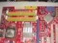 微星P43主板酷睿cpu4g内存9600显卡卖了