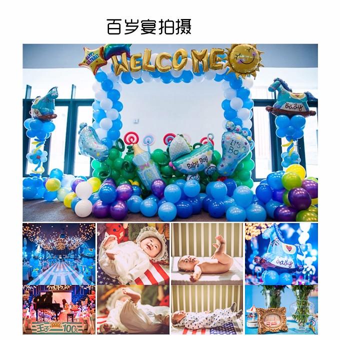 青岛百岁宴跟拍 青岛生日会跟拍 青岛抓周跟拍