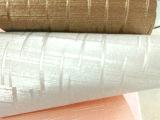 直销供应PVC人造革同底同色水刺万剑穿心