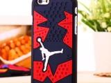 iphone6 plus乔丹手机套 苹果6潮男JORDAN 手机