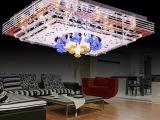 供应现代LED客厅吸顶水晶灯时尚卧室家居灯具 卧室吸顶灯批发90