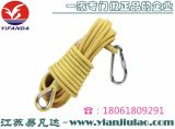 凯夫拉材质防火绳,迪尼玛编织高温安全绳