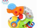 汇乐917百变音乐扭扭虫 新品上市卡通益智动物牙胶 儿童玩具批发