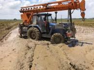 厂家直销拖拉机吊车 可打孔 电力和园林首选