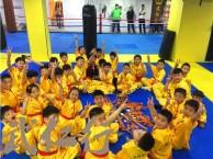 上海2018暑期少儿武术零基础培训班