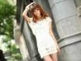 特价B1110# 模特实拍 甜美小荷叶 全蕾丝 修身娃娃衫 女装