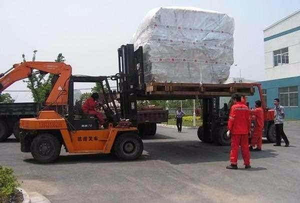 常州叉车出租 起重搬家 机器装卸移位