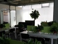 绿地中央广场 精装修 带家具 170平米 双朝向