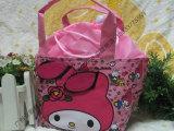 厂家批发卡通米菲兔饭盒袋 便当袋 学生饭盒包 便当包 伸缩口