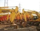小松二手挖掘机出售转让200和等二手挖机市场