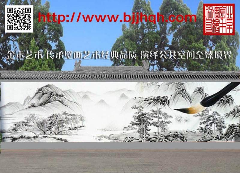 传承墙绘艺术经典品质,演绎生活空间至臻境界!