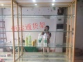 定做化妆品展柜 礼品柜 香水展柜 商场展柜 烟酒柜
