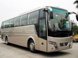 云霄站49座金龙旅游客车承接团队旅游会议包车