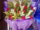 团购价免费配送鲜花花束花篮婚车装饰