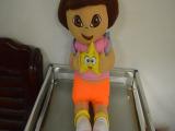 厂家供应外贸 正版朵拉 DORA 动漫毛绒 玩具