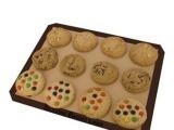 烘焙工具  烘焙用大号加厚硅胶垫 烤盘垫