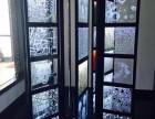 福州内雕刻钢化发光玻璃