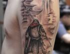 九龙堂Tattoo:重庆纹身 较不痛的纹身