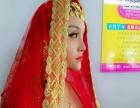 【标榜化妆作品】印度新娘妆容