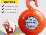 河北神亚 环链手拉葫芦1T 3M G80起重链条 厂家直销