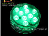 LED花型潜水灯 创意防水潜水灯 花型遥控发光潜水灯