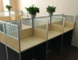 定制辦公位屏風隔斷電銷卡座員工位開放式辦公桌